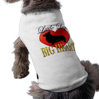 Little Legs, Big Heart Pet Clothing