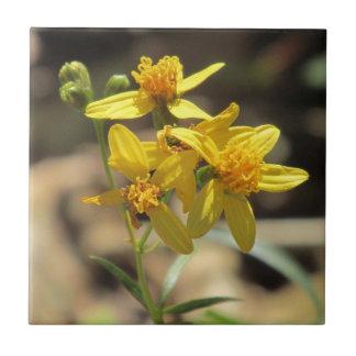 Little Lemon Head Wildflowers Tile