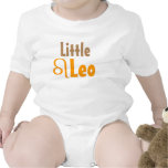 Little Leo Rompers