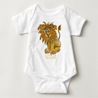 Little Leo the Lion for Infants Baby Bodysuit