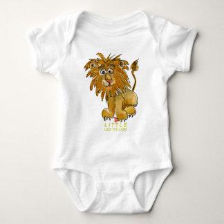 Little Leo the Lion for Infants T Shirt