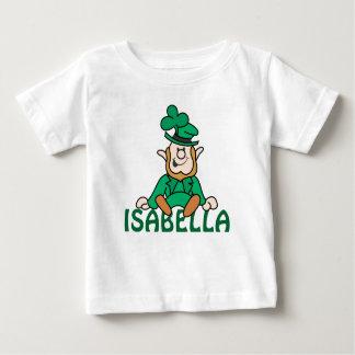Little Leprechaun - Add Your Own Text Baby T-Shirt