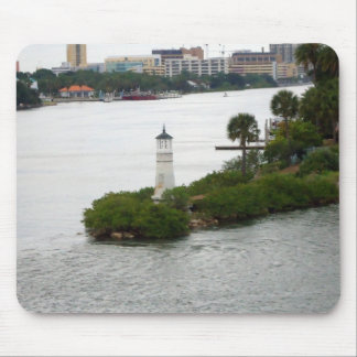 Little Lighthouse Mouse Pad