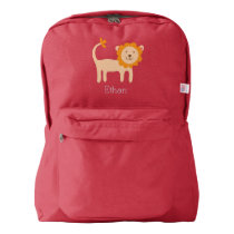 Little Lion American Apparel™ Backpack
