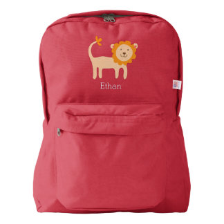 Little Lion American Apparel™ Backpack