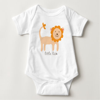 Little Lion Infant Creeper