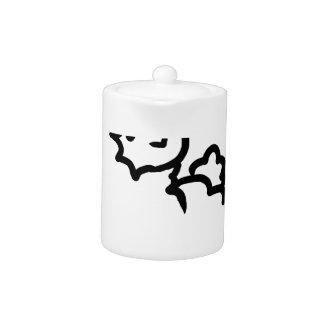 Little Llama Teapot