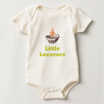 Little Locavore Baby Bodysuit