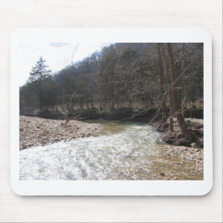 Little Lost Creek CA Mouse Pad