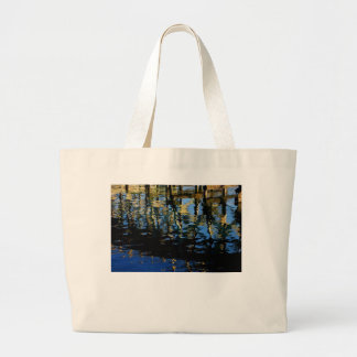 little lost grebe canvas bags