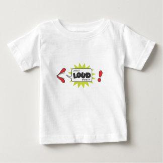 Little Loud Mouth Tee