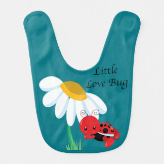Little Love Bug Bib