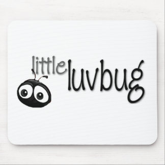 Little Love Bug Mouse Pad