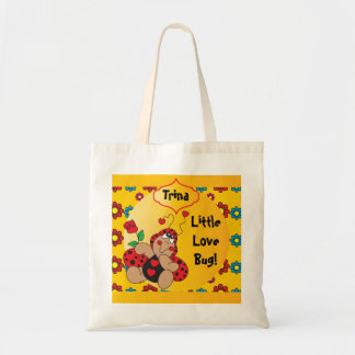 Little Love Bug Nursery Theme Tote Bag