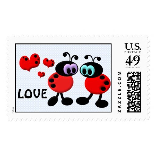 Little Love Bugs Stamps
