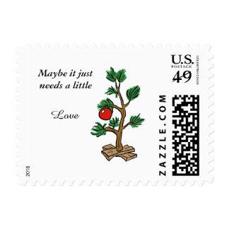 Little Love Christmas Tree - Postage