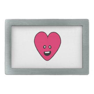 Little love heart healthbar cute design belt buckle