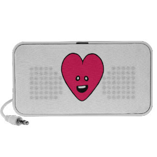 Little love heart healthbar cute design travel speaker