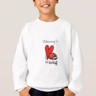 Little Lovebug - First Valentine's Day Sweatshirt