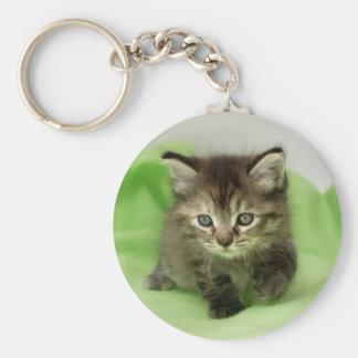 Little Lover Kitten/Cat Keychain