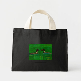 Little Lovers Tote Canvas Bag