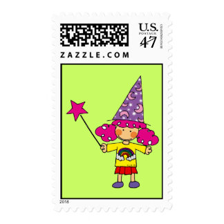 Little magician postage
