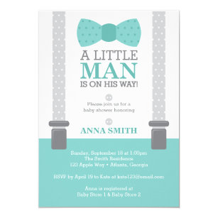 teal baby shower invitations zazzle