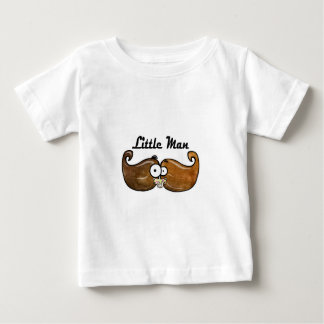 Little Man Baby T-Shirt
