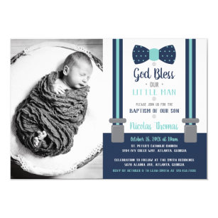 Baby Dedication Invitations Zazzle