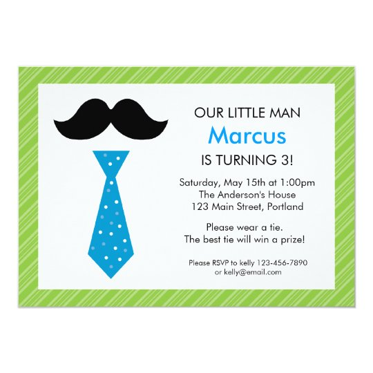 Little man birthday invitation green zazzle little man birthday invitation green filmwisefo