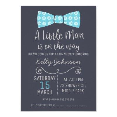 boys little man mustache baby shower invitation zazzle com