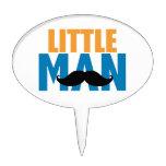 Little Man Cake Topper