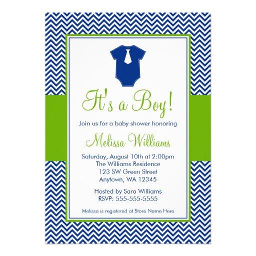 Little Gentleman Baby Shower Invitations As Nice Invitations Design