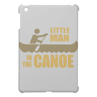 Little man in the canoe cover for the iPad mini