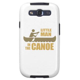 Little man in the canoe galaxy SIII case