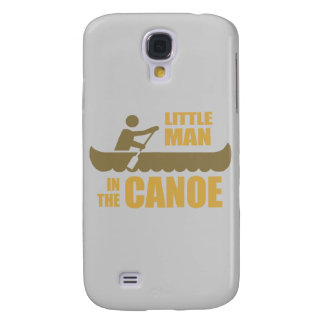 Little man in the canoe samsung galaxy s4 cover