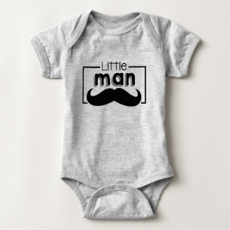 Little Man - Onsie Baby Bodysuit