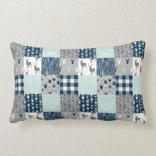 Mint Grey Pillows Decorative Amp Throw Pillows Zazzle