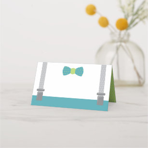 bow tie cards Baby Shower card wedding Escort Cards Ribbon place card Bow Place Cards Bridal shower card Sweet 16 Rustic Wedding card