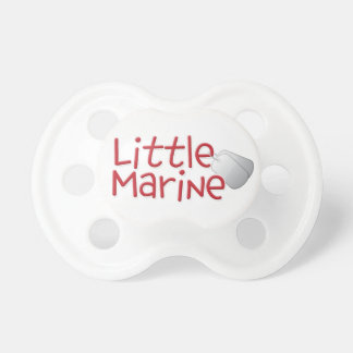 Little Marine Pacifier