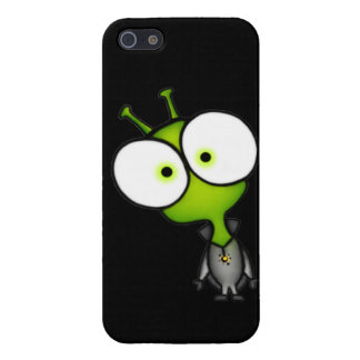 Little Martian Case For iPhone SE/5/5s