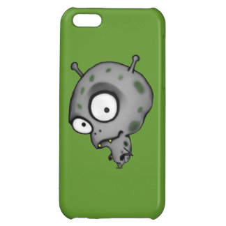Little Martian iPhone 5C Covers
