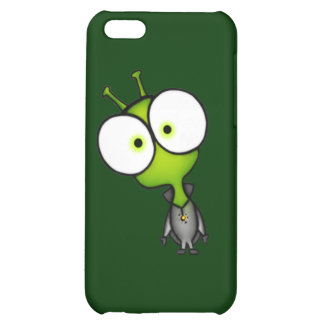 Little Martian Cover For iPhone 5C