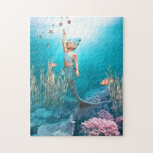 Little mermaid 1 rompecabezas