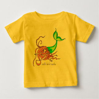 Little Mermaid Baby T-Shirt
