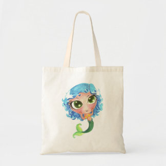 Little mermaid bolsa tela barata