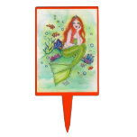 Little mermaid cake topper decoration By Renee
