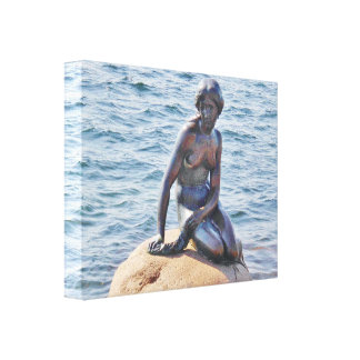 Little Mermaid Canvas