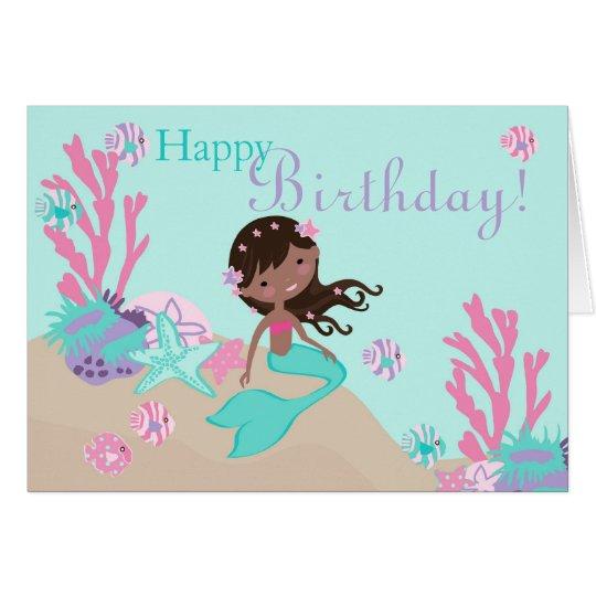 Little Mermaid Card 2C AA