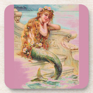 Little Mermaid Coaster